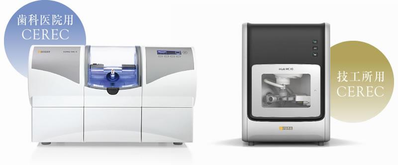 歯科用CAD/CAMシステム